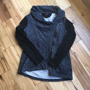 Asymmetrical zip Calvin Klein Sweatshirt